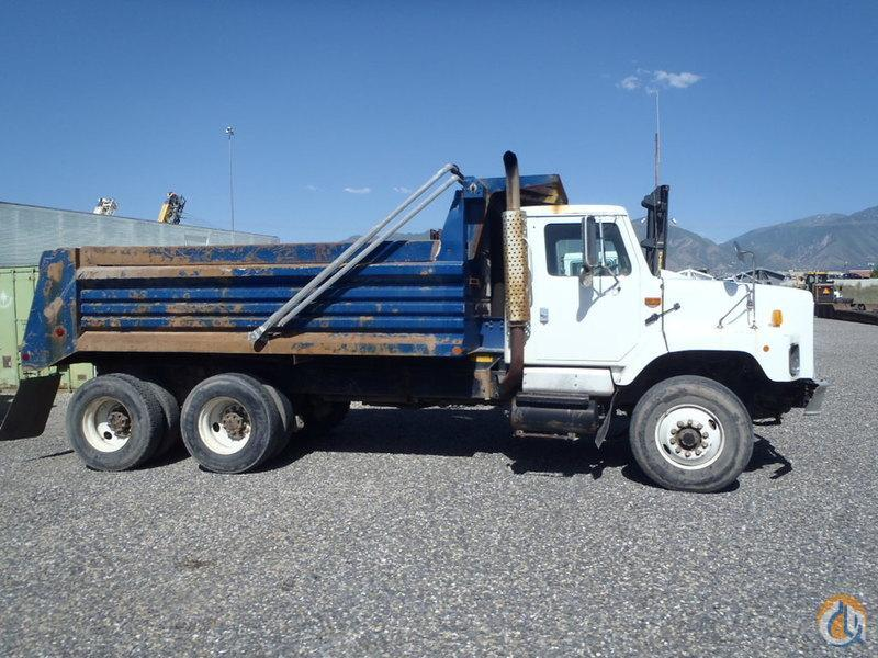 2002 INTERNATIONAL 988F Dump Trucks  Trailers INTERNATIONAL 2674 Equipment Sales Inc. 18202 on CraneNetwork.com